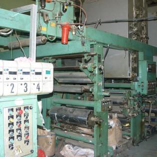 Машина трафаретной печати SCHIAVI