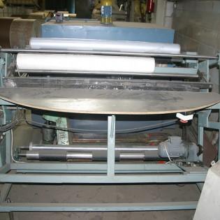 Машина для упаковки трубок в полиэтилен 1 м