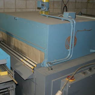 Печка термоусадочная 1 м